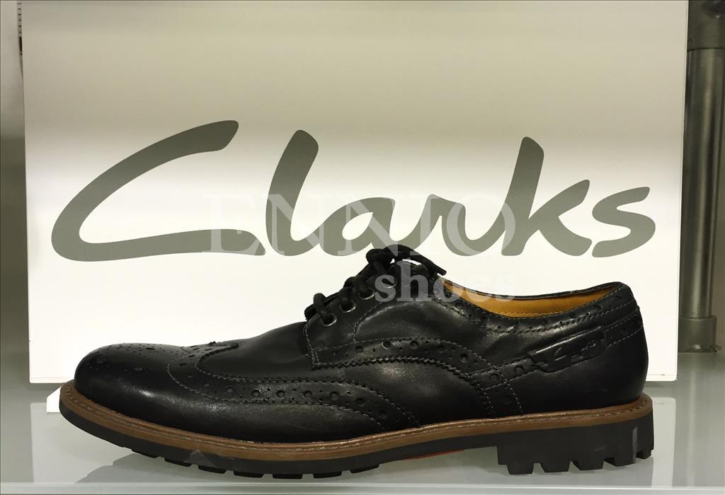 Clarks Buckland Limit Shoes